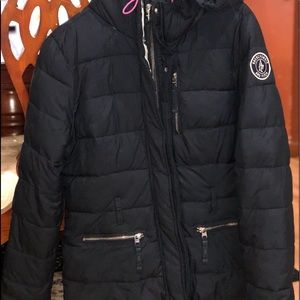 Abercrombie and Fitch Parka Winter Jacke
